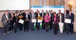 Nähe ist gut - Preisträger 2014 im Hessischen Landtag