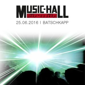 Frankfurt Music-Hall: Retrosound & Laserstrahlen