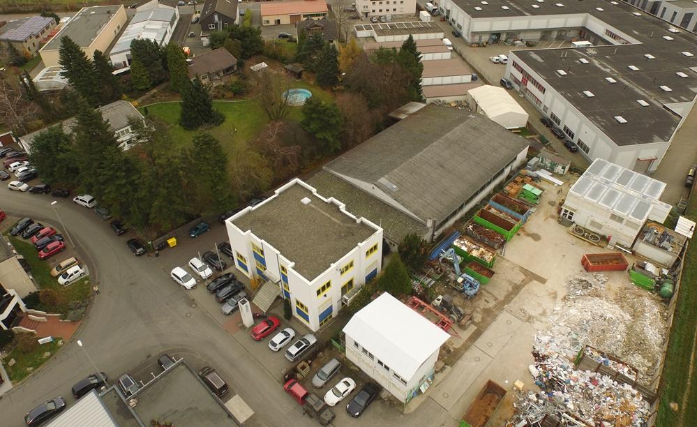 Pressefoto Immolox - Daimlerstraße 17 in 61449 Steinbach