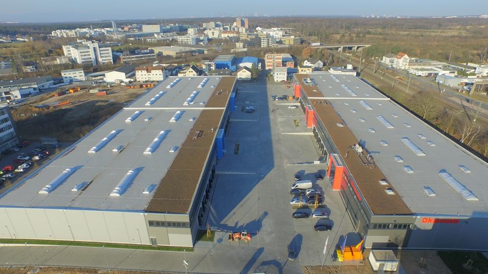 Pressefoto Immolox -Pittlerstraße 45 - Raiffeisenstraße in 63225 Langen