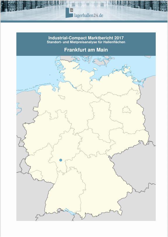 Industrial-Compact Marktbericht - Standort- und Mietpreisanalysen für Hallenflächen