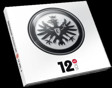 Eintracht Frankfurt CD 12 Vol. 4