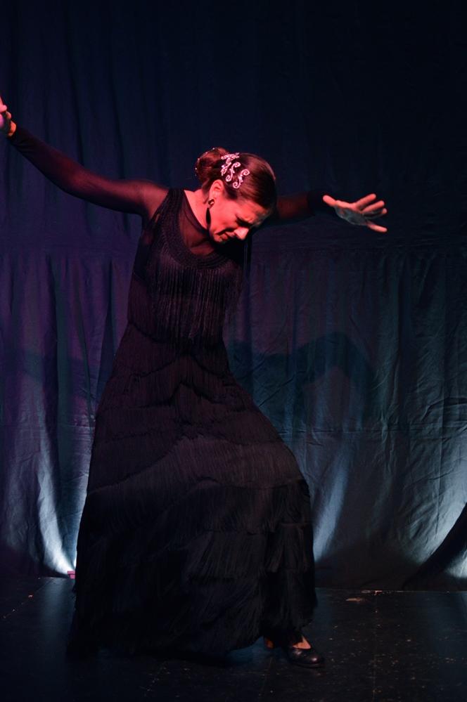 DUENDE NOW! - Flamenco-Konzert im Instituto Cervantes Frankfurt - Tanz: Corinna Han