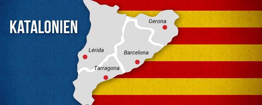 """Podiumsdiskussion: """"Katalonien - (k)ein Problem für Europa?"""""""