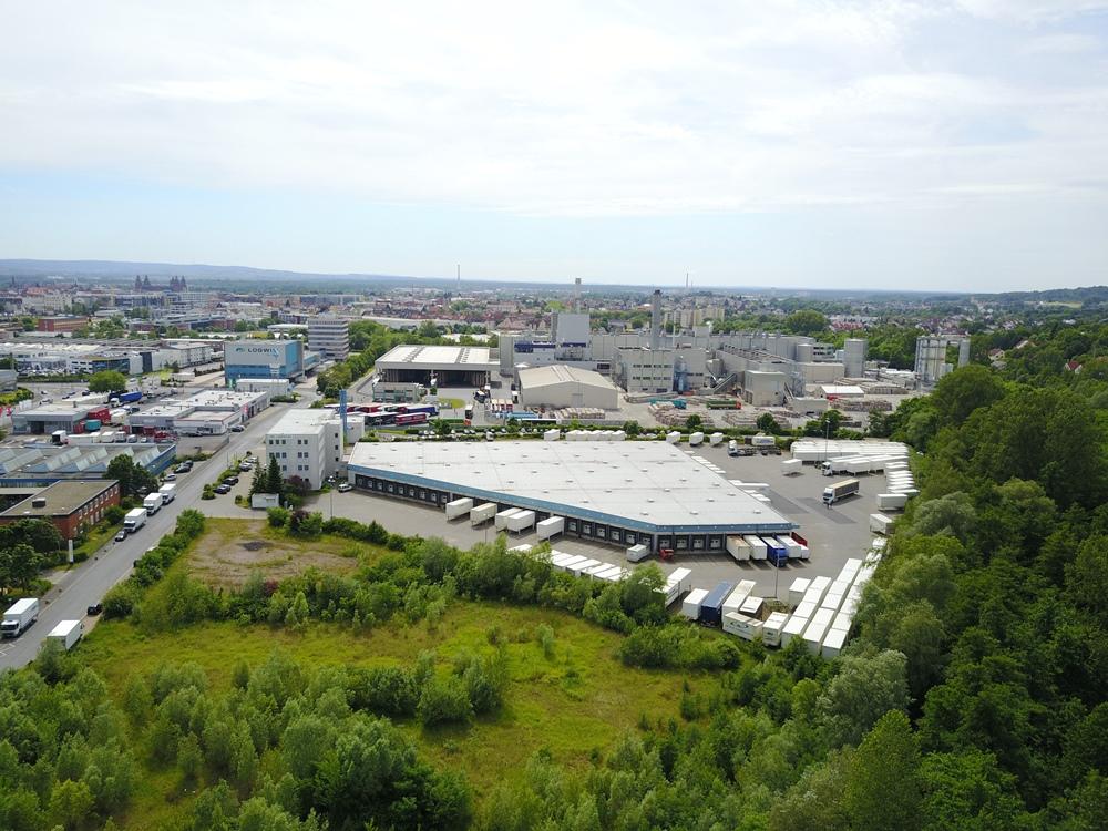 Immolox vermittelt Areal für Logistikneubau in Aschaffenburg