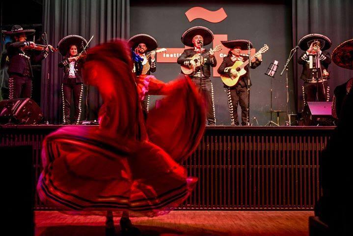 "Konzert: ""Mariachi Dos Aguilas"" im Instituto Cervantes Frankfurt"