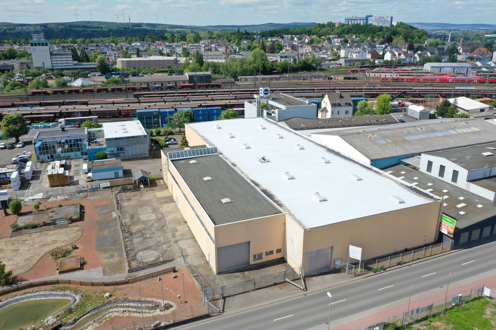 Pressefoto Immolox - Industriestraße 18-20 in 65549 Limburg an der Lahn