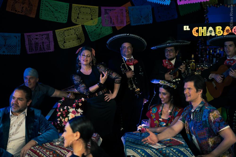 El Chabacano - ein lateinamerikanisches Musical - Foto: Elisa Rivera