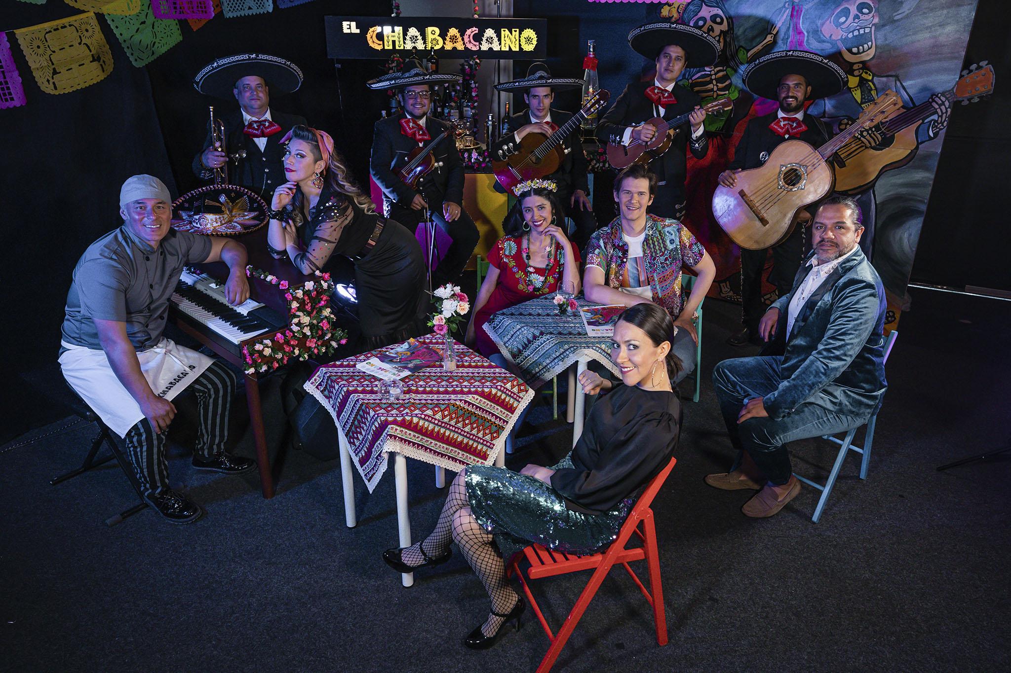 El Chabacano - ein lateinamerikanisches Musical - Foto: Omar Navarrete